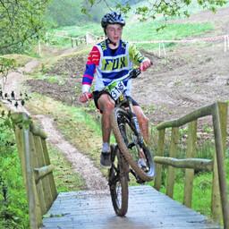 Photo of Adam TOPPS at Woody's Bike Park