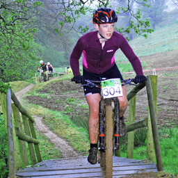 Photo of Helen BARRON at Woody's Bike Park