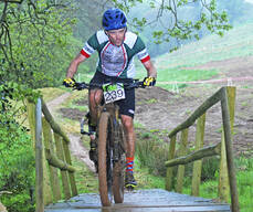 Photo of Russell HARRIS at Woody's Bike Park