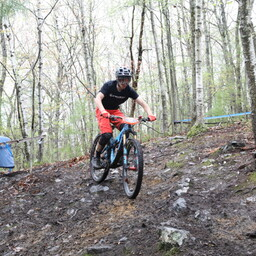 Photo of Nathan STERCKX (u21) at Diamond Hill, RI