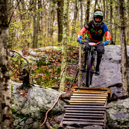 Photo of Justin MOSS at Diamond Hill, RI