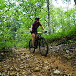 Photo of Teresa LAIRD at Douthat State Park, VA