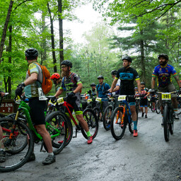 Photo of Multiple riders at Douthat State Park, VA