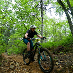 Photo of Kevin HERNAN at Douthat State Park, VA