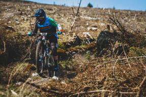 Photo of Leah MAUNSELL at Ballinastoe Woods