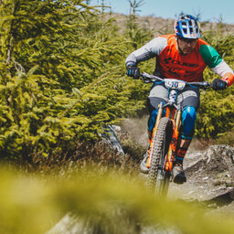 Photo of Greg CALLAGHAN at Ballinastoe Woods, Co. Wicklow