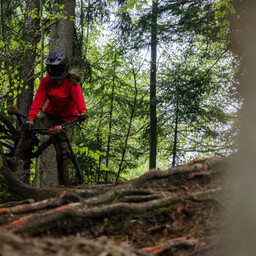 Photo of Kine HAUGOM at Kranjska Gora