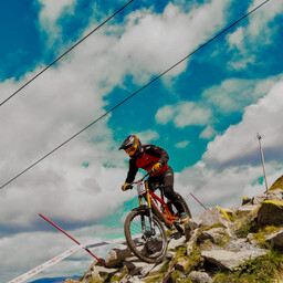 Photo of Daniel GRINDLEY at Fort William