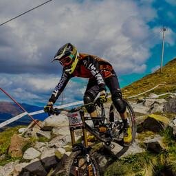 Photo of Kyle HALL at Fort William