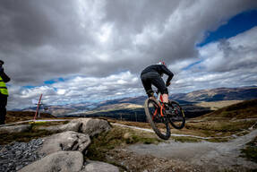 Photo of Charlie HARRIS (yth) at Fort William
