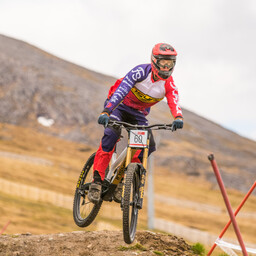 Photo of Harry MOLLOY at Fort William