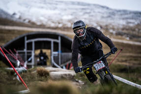 Photo of Alastair MACLENNAN (gvet) at Fort William