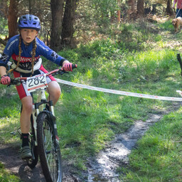 Photo of Harriette TAYLOR at Cannock Chase