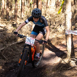 Photo of Millie COUZENS at Cannock Chase