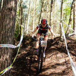 Photo of Phoebe ROCHE at Cannock Chase