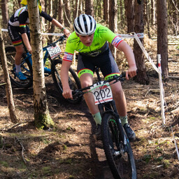 Photo of Ioan OLDFIELD at Cannock Chase
