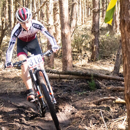 Photo of Samuel HOWES at Cannock Chase
