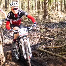 Photo of Amy SCOTT at Cannock Chase