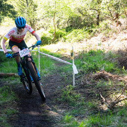 Photo of Dean HARVEY at Cannock Chase