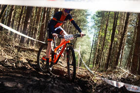 Photo of Nathan CRACKNELL at Cannock