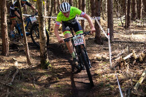 Photo of Ioan OLDFIELD at Cannock