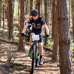Photo of Michael TAIT at Cannock Chase