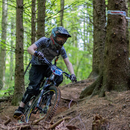 Photo of Callum GAULT at Big Wood, Co. Down