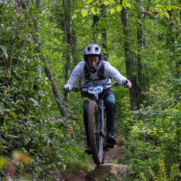 Photo of Alan MCKEE at Big Wood, Co. Down