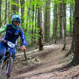 Photo of Mark HENRY at Big Wood, Co. Down