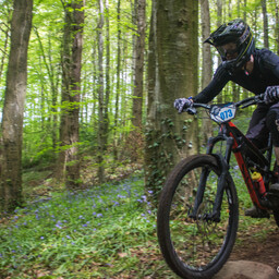 Photo of Jay DEAN at Big Wood, Co. Down