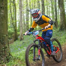 Photo of Rider 17999 at Big Wood, Co. Down