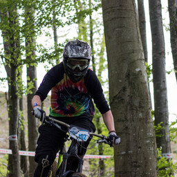 Photo of Victor BELL at Big Wood, Co. Down