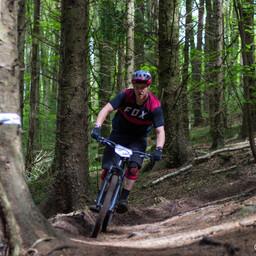 Photo of Gavin MULLAN at Big Wood, Co. Down