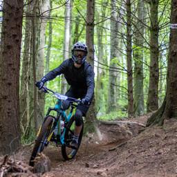 Photo of Sam CORBETT at Big Wood, Co. Down