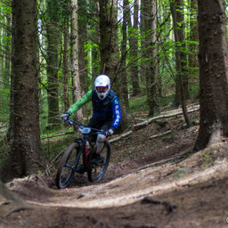 Photo of Roy BOYD at Big Wood, Co. Down