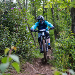 Photo of Darren KIRK at Big Wood, Co. Down