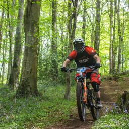 Photo of Mark O'HARA at Big Wood, Co. Down