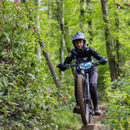 Photo of Jacqui ERSKINE at Big Wood, Co. Down