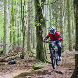 Photo of Barry TOLAND at Big Wood, Co. Down