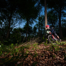 Photo of Aaron YOUNG at Queen Elizabeth Country Park