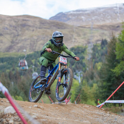 Photo of Billy MATTHEWS at Fort William
