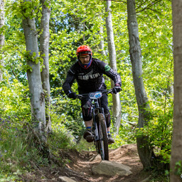 Photo of Askey ANDREWS at Big Wood, Co. Down