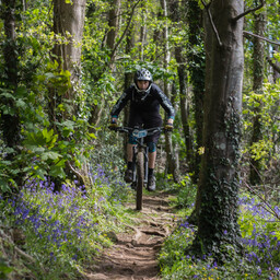 Photo of Gary DICKSON at Big Wood, Co. Down