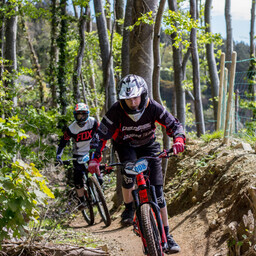 Photo of Kate HOWSER at Big Wood, Co. Down