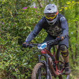 Photo of Ben IRWIN at Big Wood, Co. Down