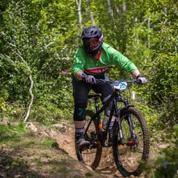 Photo of Niall MCENTEGART at Big Wood, Co. Down