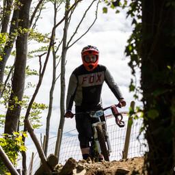 Photo of Jamie MCCLURE at Big Wood, Co. Down