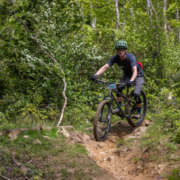 Photo of Andrew LYNAS at Big Wood, Co. Down