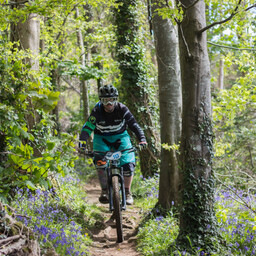 Photo of James GALLAGHER at Big Wood, Co. Down