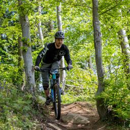 Photo of Michael O'HARA at Big Wood, Co. Down